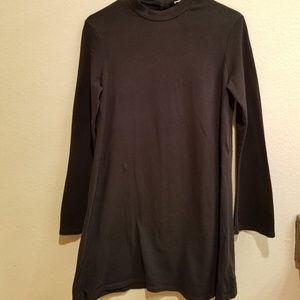 Zara| long sleeve dress